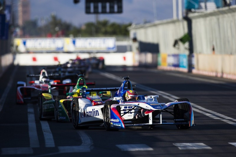 Andretti boss Griffiths takes control of Formula E teams' group