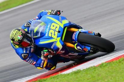 Suzuki exceeded its expectations in first 2017 MotoGP test