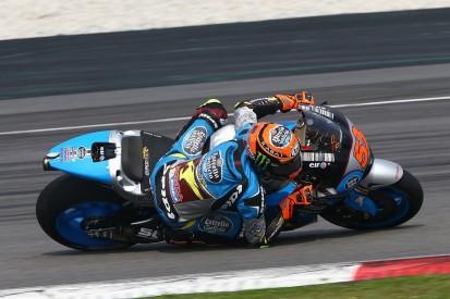 Marc VDS rider Tito Rabat has had surgery after Sepang test crash