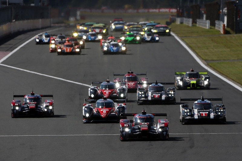 World Endurance Championship reveals smaller 28-car 2017 entry list
