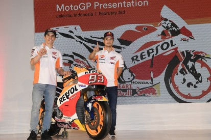 Honda officially launches its 2017 MotoGP programme