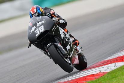 KTM's MotoGP 2017 developments impress newcomer Bradley Smith