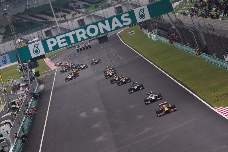 F1 support class GP2 on course to be rebranded as Formula 2 in 2017