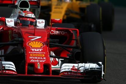 Ferrari's Raikkonen believes speculating on F1 2017 is 'pointless'