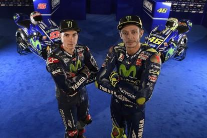 Yamaha MotoGP recruit Vinales looks stronger than Rossi - Marquez