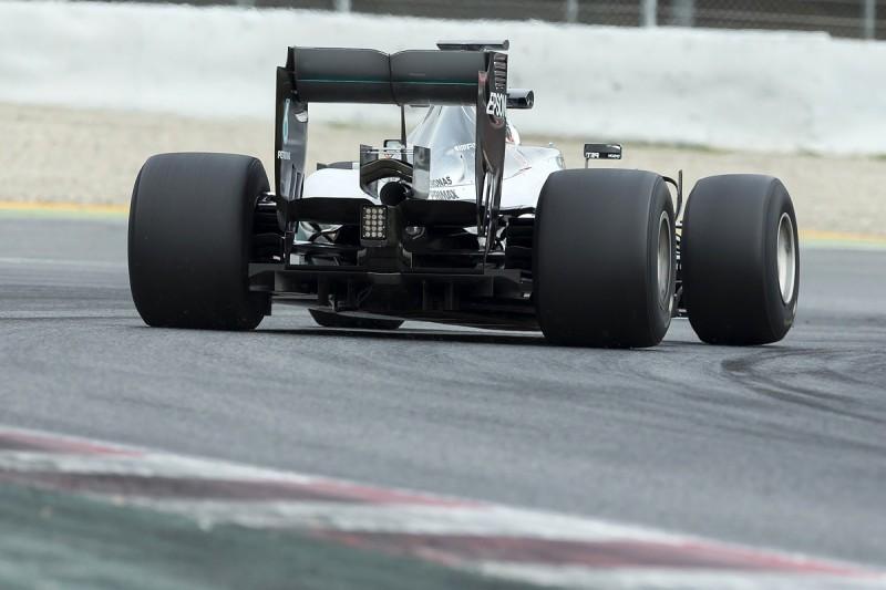 Formula 1's minimum weight for 2017 increased again