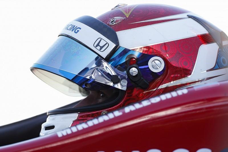Mikhail Aleshin retains Schmidt Peterson IndyCar seat for 2017