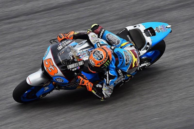 MotoGP rider Rabat returning to Barcelona after Sepang crash