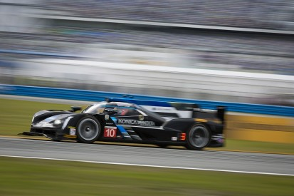 Daytona 24 Hours victory decided by late-race Cadillacs collision