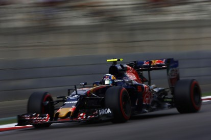 Toro Rosso took risks in 2016 F1 season to counter engine deficit