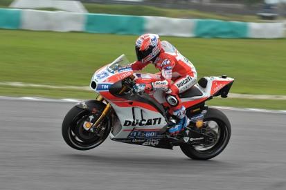 MotoGP 2017 testing: Ducati taking 'lots of updates' to Sepang