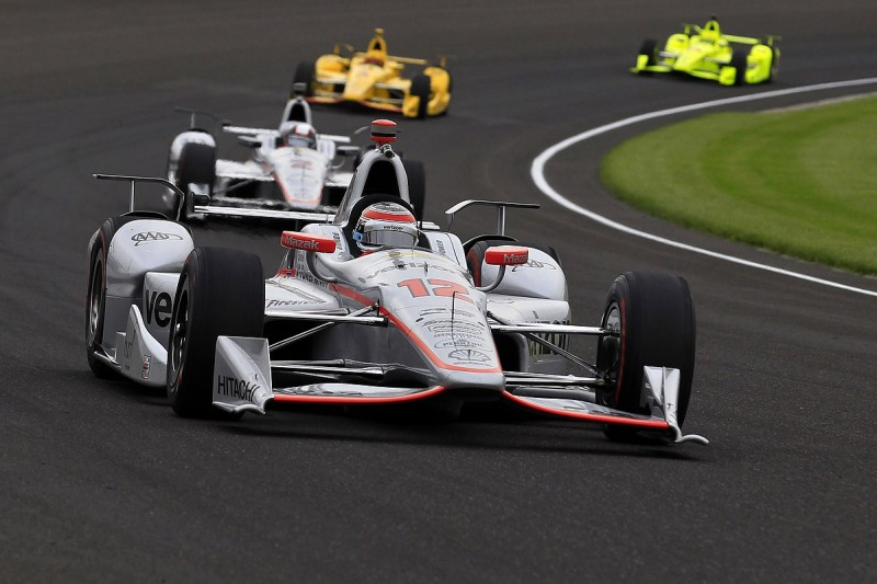Penske could lockout top four in 2017 IndyCar standings - Will Power