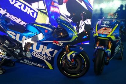 Suzuki launches MotoGP 2017 GSX-RR bike