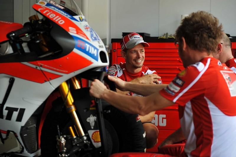 MotoGP 2017 testing: Stoner joins Ducati line-up for Sepang