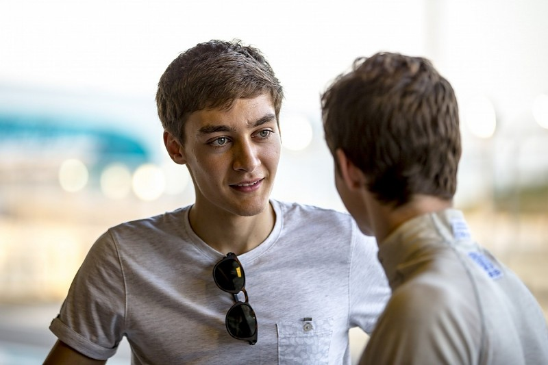 Mercedes F1 junior George Russell wants to go back to Macau GP