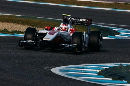 GP2 Series announces 2017 calendar including Jerez debut