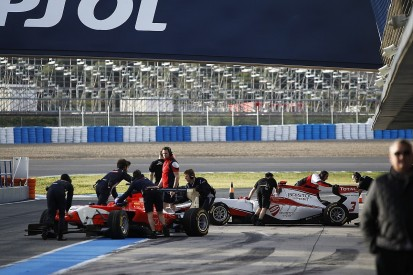 GP3 2017 calendar trimmed to eight events, includes new Jerez round