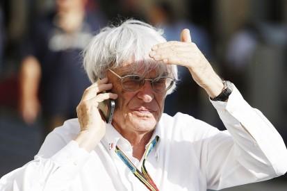 Bernie Ecclestone denies rumours of setting up F1 breakaway