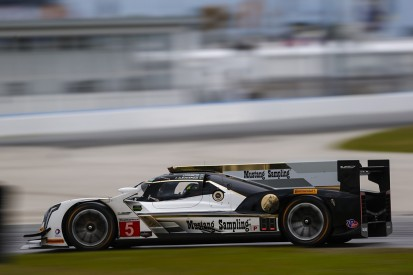 Daytona 24 Hours: Action Express Cadillac quickest in practice