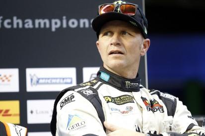 Petter Solberg has first Volkswagen Polo World Rallycross test