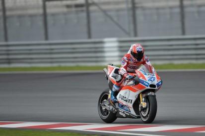 Casey Stoner gets first test of Ducati MotoGP 2017 bike