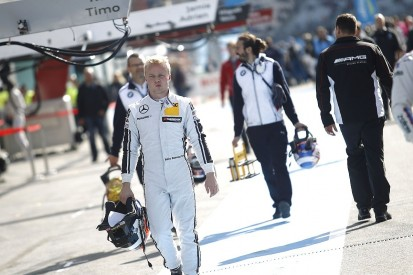 Mercedes wanted to give Felix Rosenqvist 2017 DTM drive