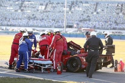 Memo Gidley targeting comeback after 2014 Daytona 24 Hour crash
