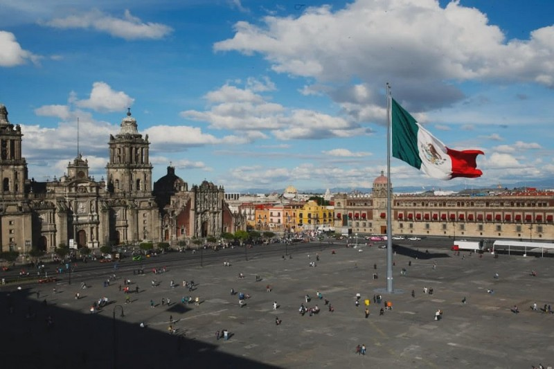 Rally Mexico adds stage around Bond film venue in Mexico City