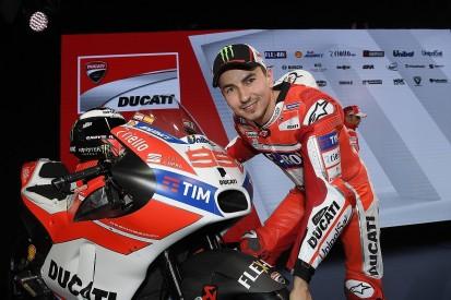 Jorge Lorenzo wants to end his MotoGP career as a Ducati legend