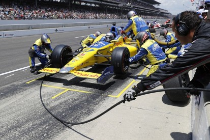 Marco Andretti let Indy 500 frustration 'ruin' 2016 IndyCar season