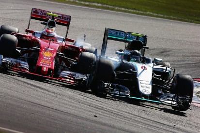 Formula 1 revises its rules over collision penalties for 2017