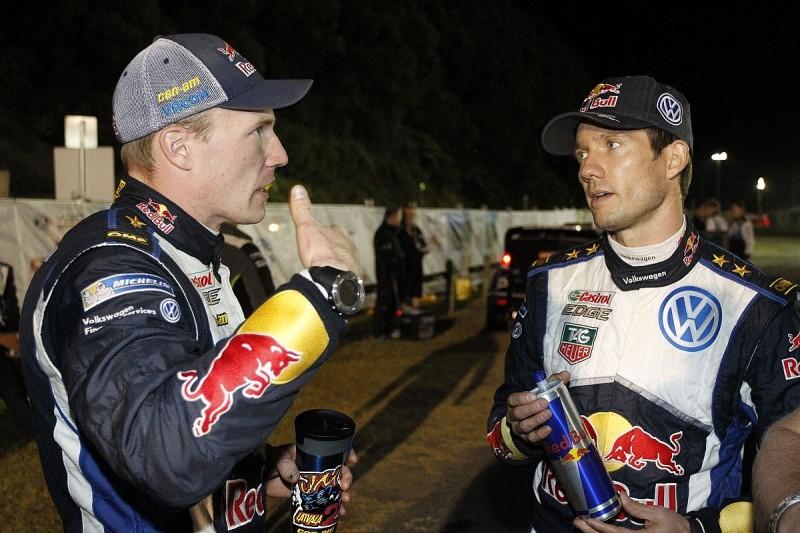 Jari-Matti Latvala denies falling out with Sebastien Ogier at VW