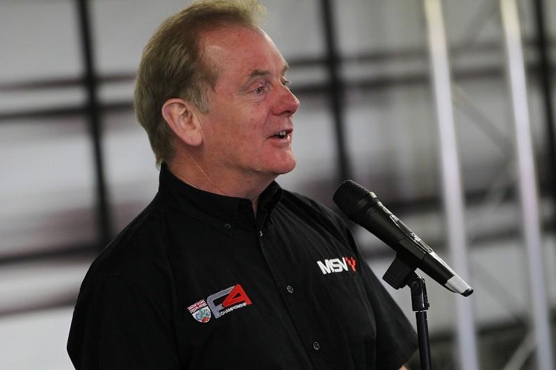 MotorSport Vision no longer interested in running Silverstone