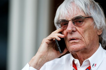F1's new owner Liberty confirms Bernie Ecclestone's exit as CEO