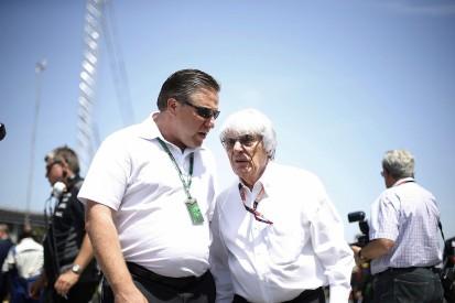 F1 to be 'more fan-friendly' after Ecclestone – McLaren's Zak Brown