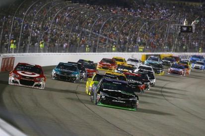 NASCAR reveals format changes including three-segment races