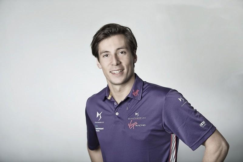 Alex Lynn lands DS Virgin Formula E role