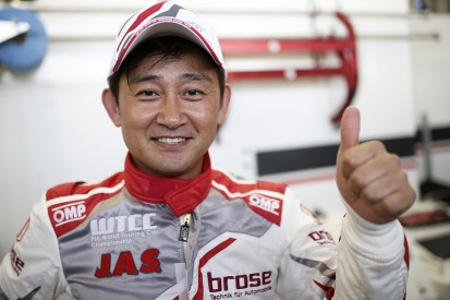 Honda WTCC team picks Ryo Michigami to replace Rob Huff