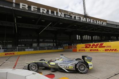 Formula E set for Berlin Tempelhof airport return in 2017