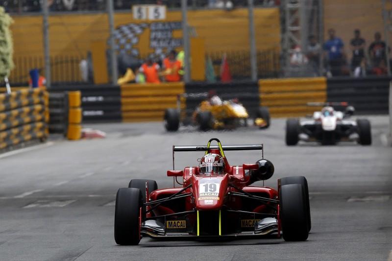 Honda junior Makino moves to European F3 with Hitech Grand Prix