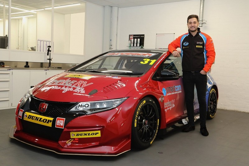 BTCC 2017: Jack Goff moves from WSR BMW to Eurotech Honda squad