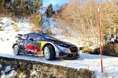 WRC manufacturer teams don't 'scare' M-Sport after Monte Carlo win