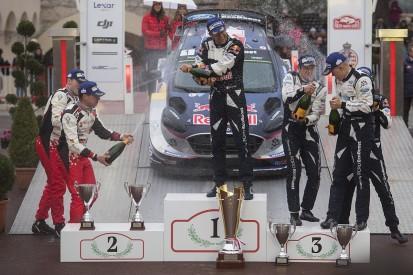 Sebastien Ogier wins Monte Carlo Rally on his M-Sport WRC debut