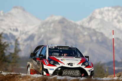 Toyota WRC exceeding Makinen's expectations on Monte debut
