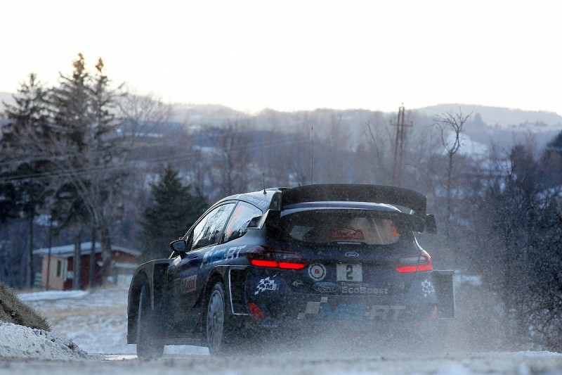 M-Sport Ford WRC squad won't give Ogier and Tanak team orders