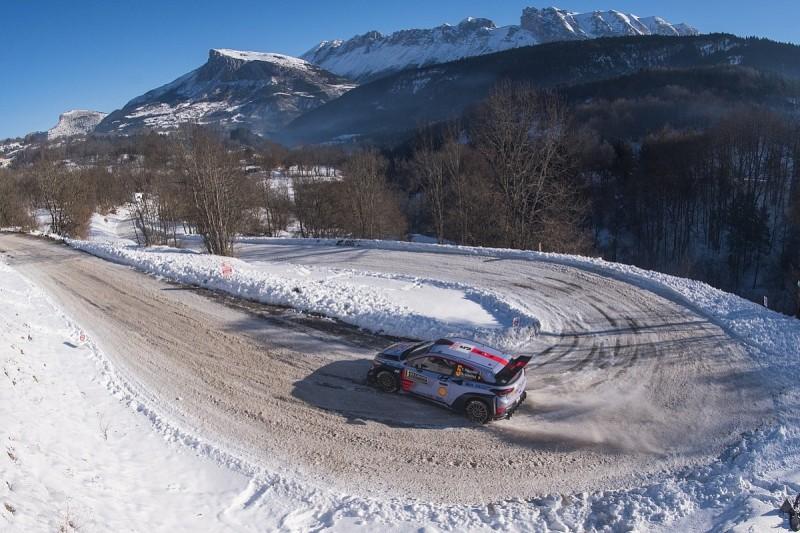 WRC Monte Carlo Rally: Ogier starts to trim Neuville's lead