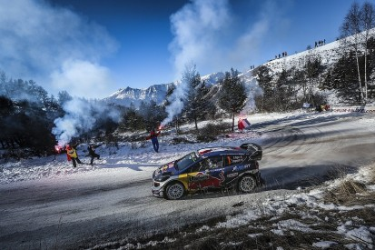 WRC Monte Carlo Rally: Ogier snatches lead after Neuville damage