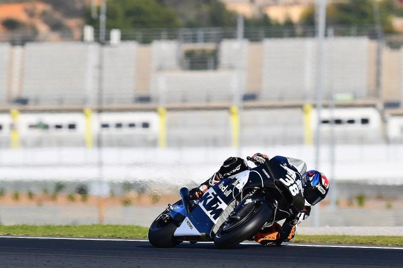 KTM noticed engineering-talent shortage as it built MotoGP team