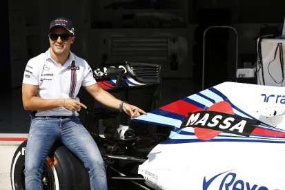 Felipe Massa can keep F1 chassis Williams gave him for retirement