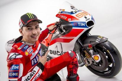 "Jorge Lorenzo declares Ducati ""an incredible surprise"" so far"